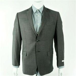 Calvin Klein Mens Mabin Blazer Size 42L Regular